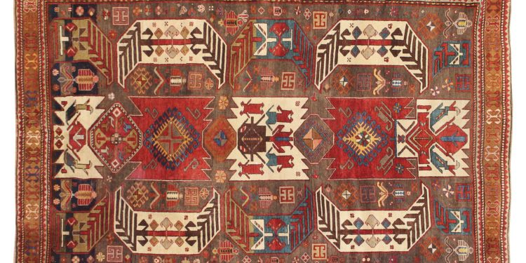 Antique and Vintage Rugs in the Modern Interior