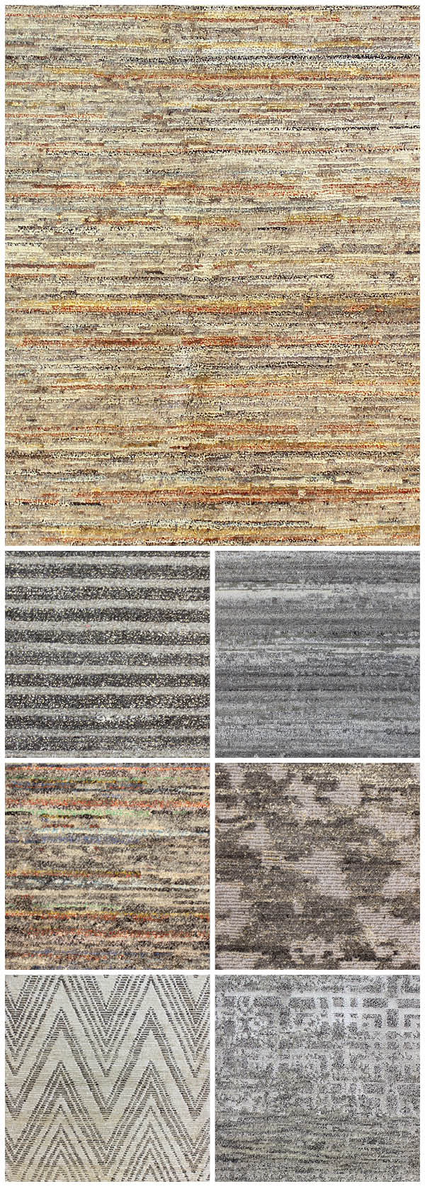Contemporary Rug of the Month: April