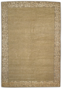 Some rugs emphasize texture over design.