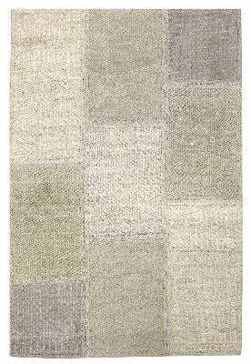 patchwork overdye vintage recycled rug sustainable home decor