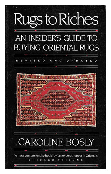 An Insider's Guide to Being Oriental Rugs book cover