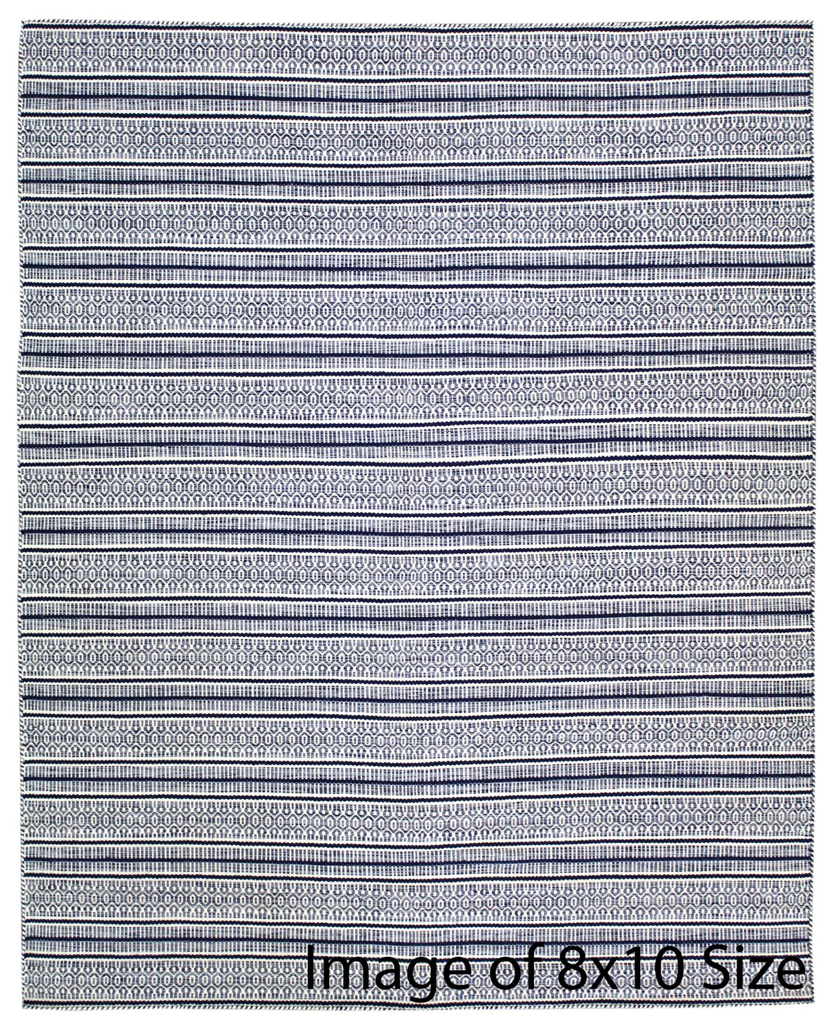 Acadia Semi Worsted Handwoven Contemporary Rug