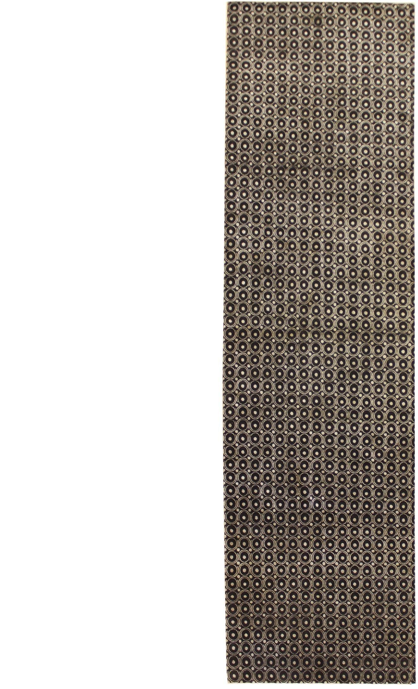 Cells Handwoven Contemporary Rug