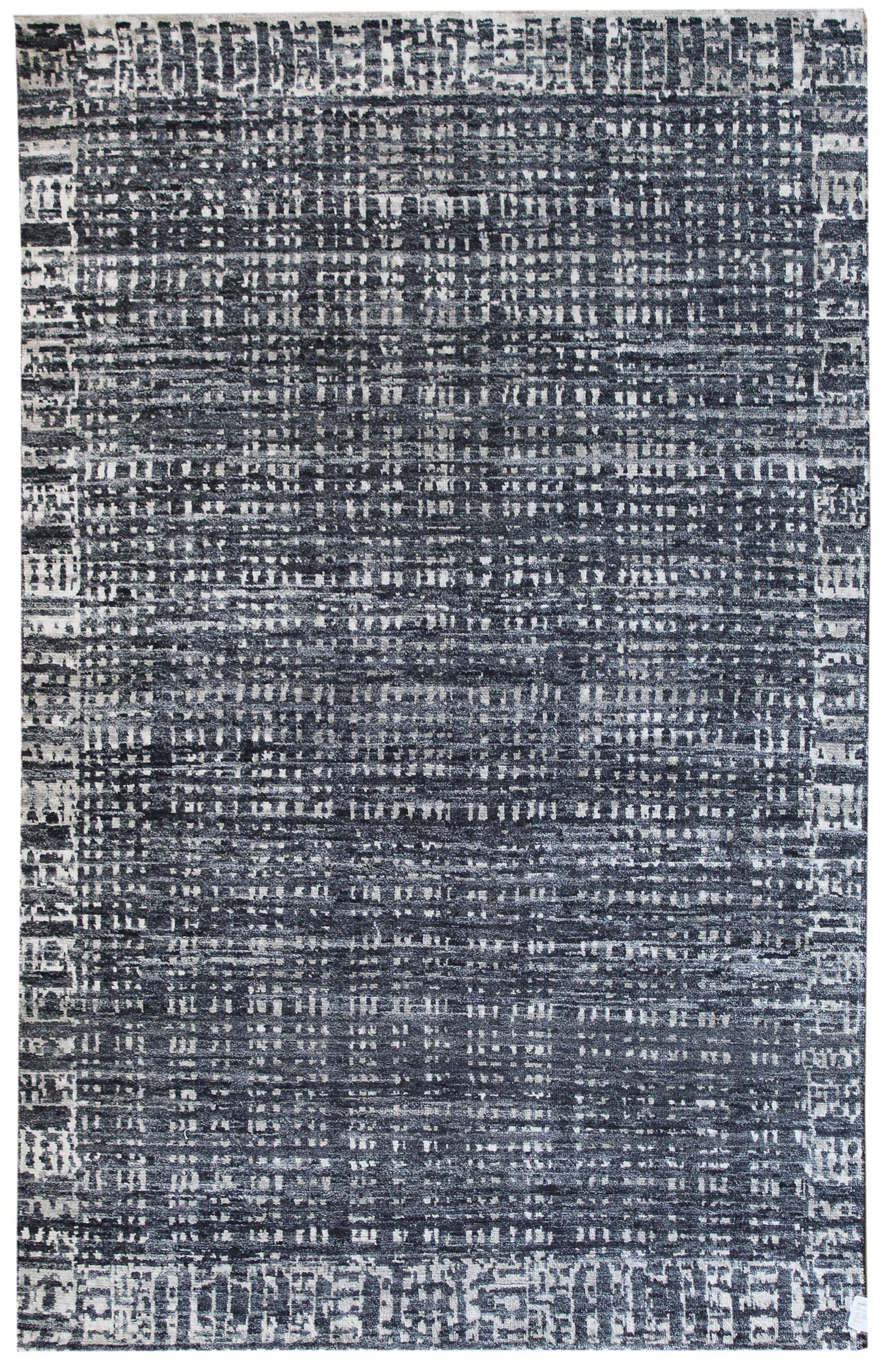 Crosshatch 2 Handwoven Contemporary Rug