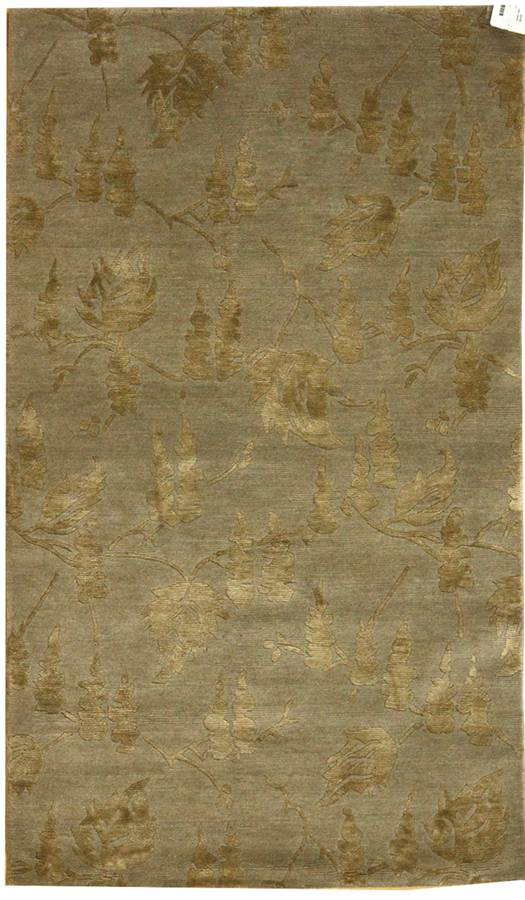 Deciduous Handwoven Contemporary Rug