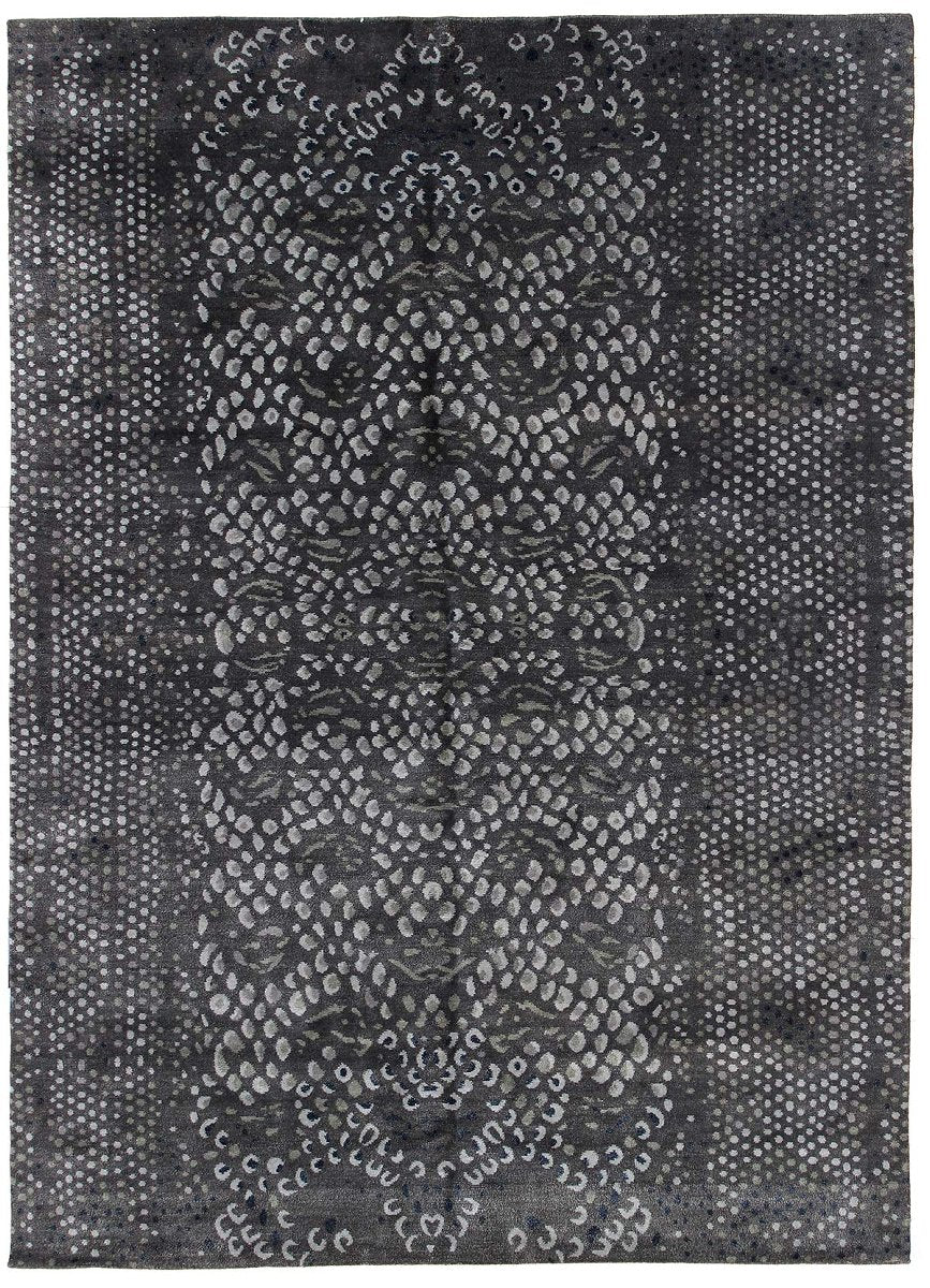 Diamondback Handwoven Contemporary Rug
