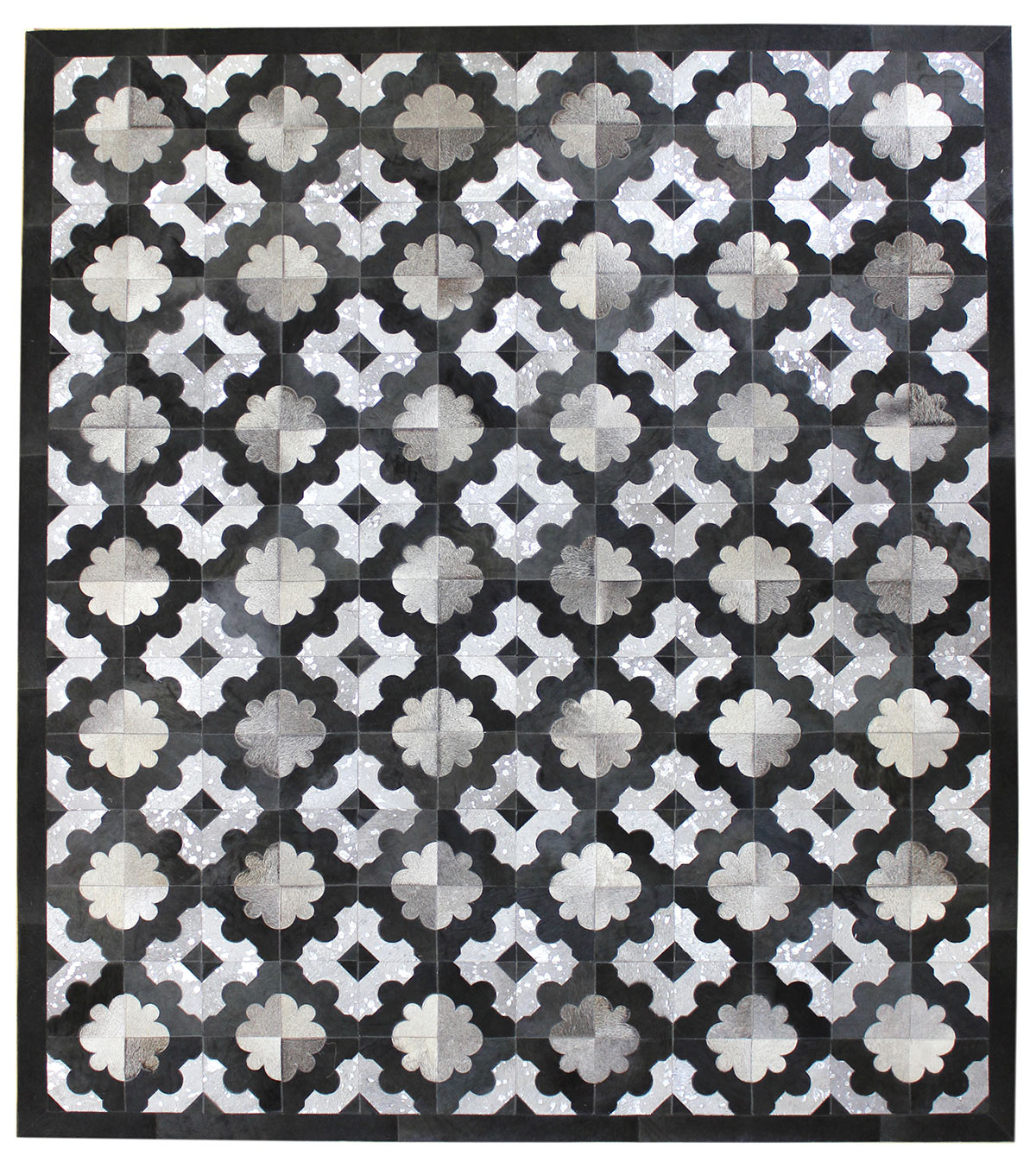 Harlold Animal Hide Contemporary Rug