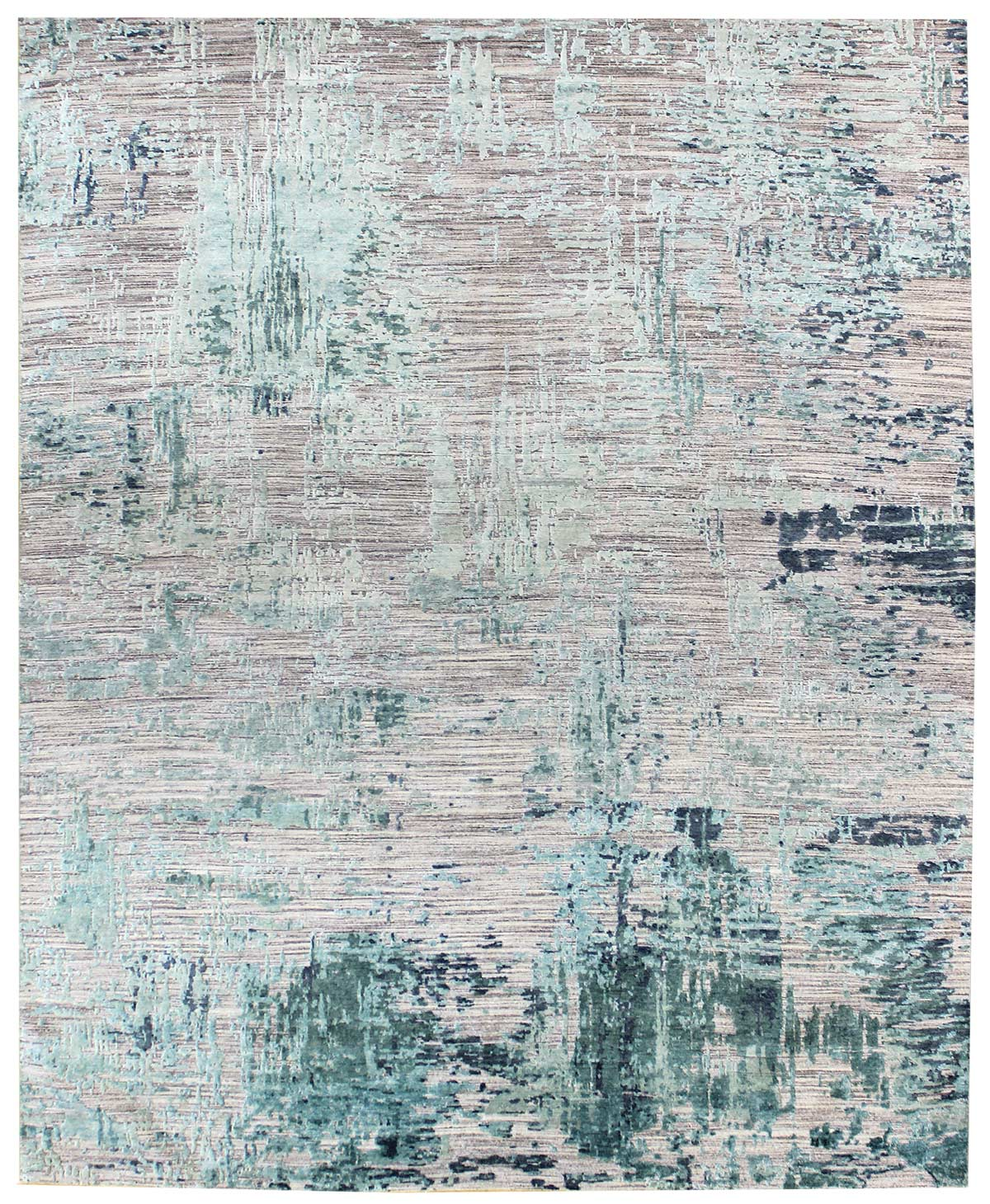 Krish Handwoven Contemporary Rug