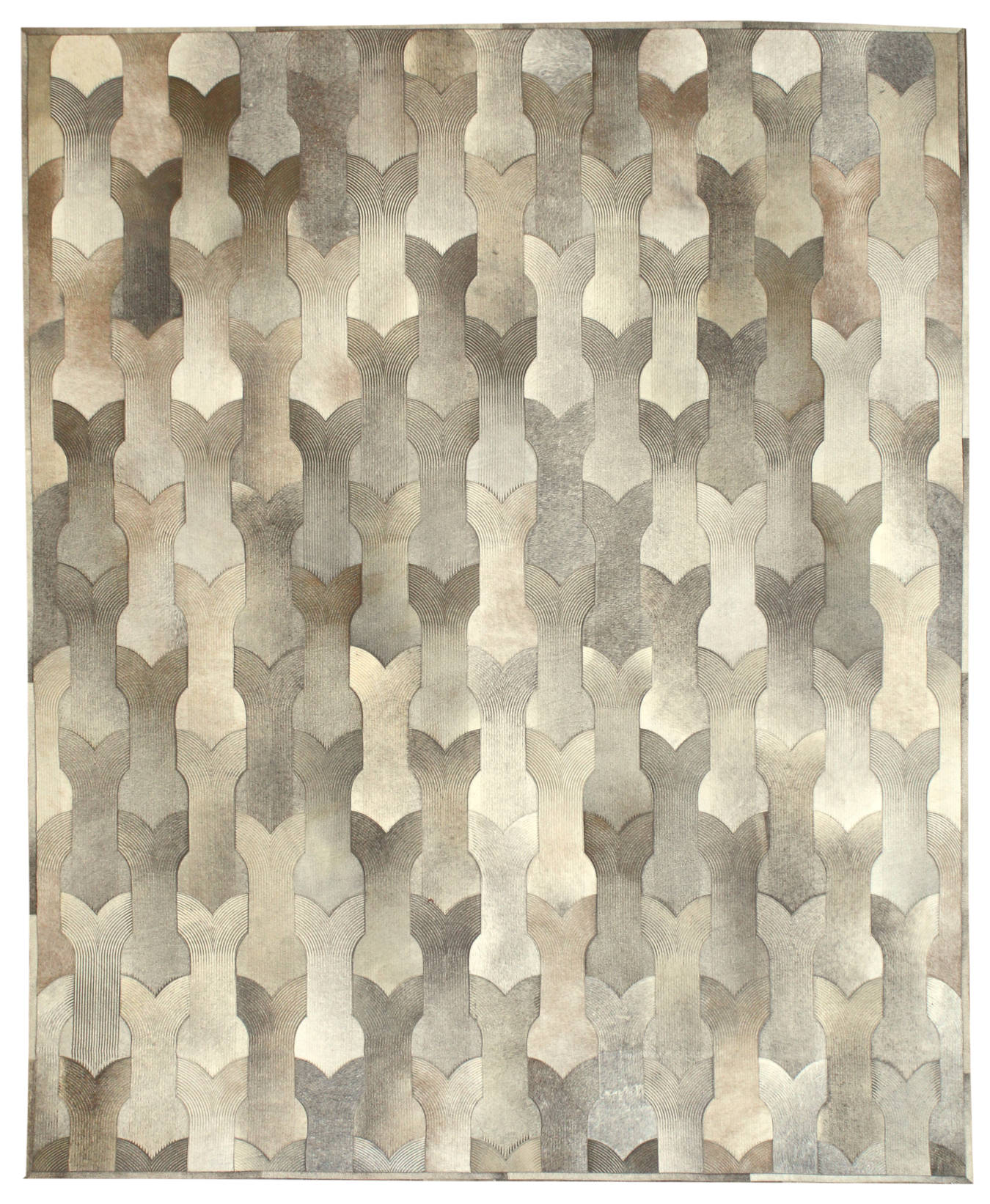 Metropolis Animal Hide Contemporary Rug