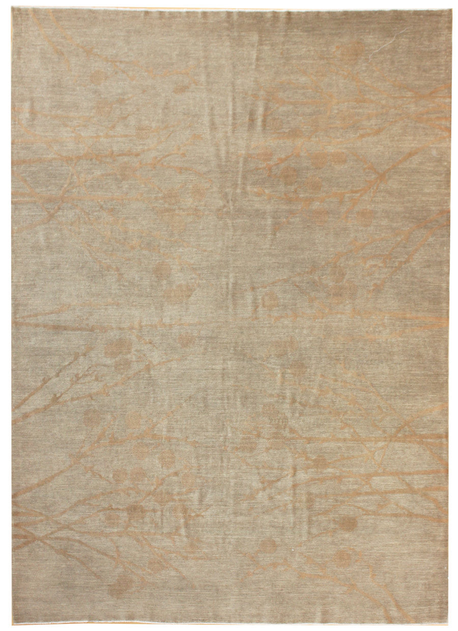 Modern Handwoven Contemporary Rug