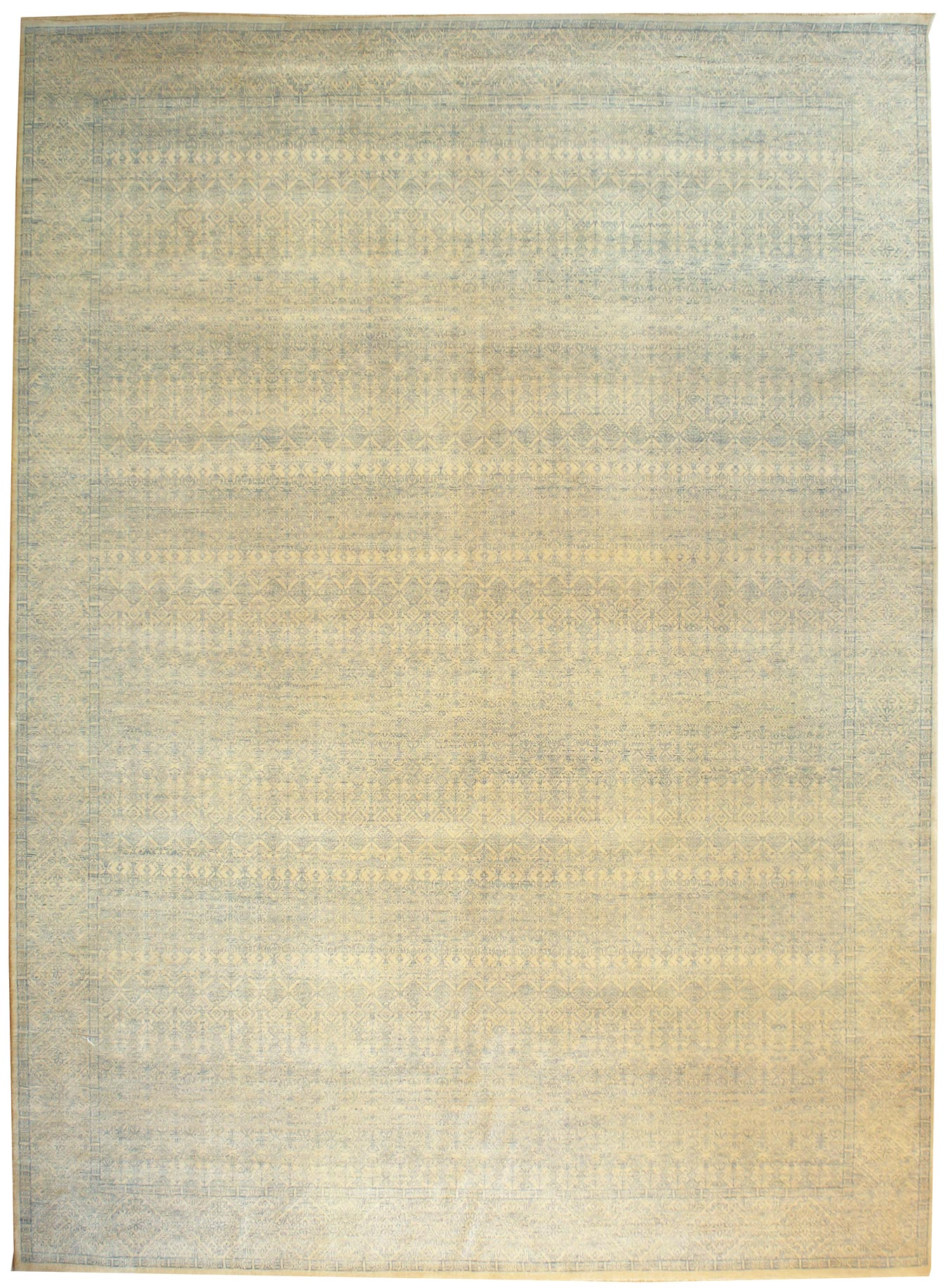 Age Handwoven Contemporary Rug