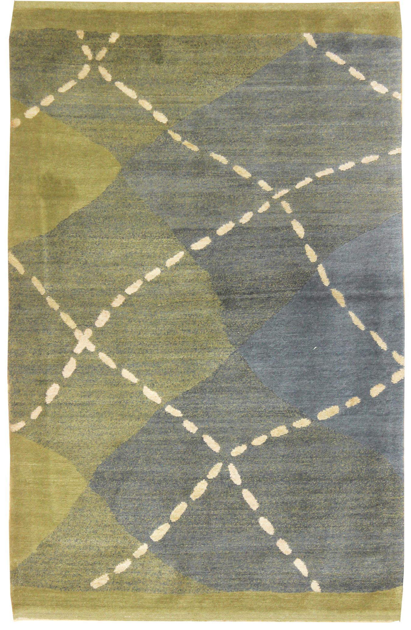 Pathways Handwoven Contemporary Rug
