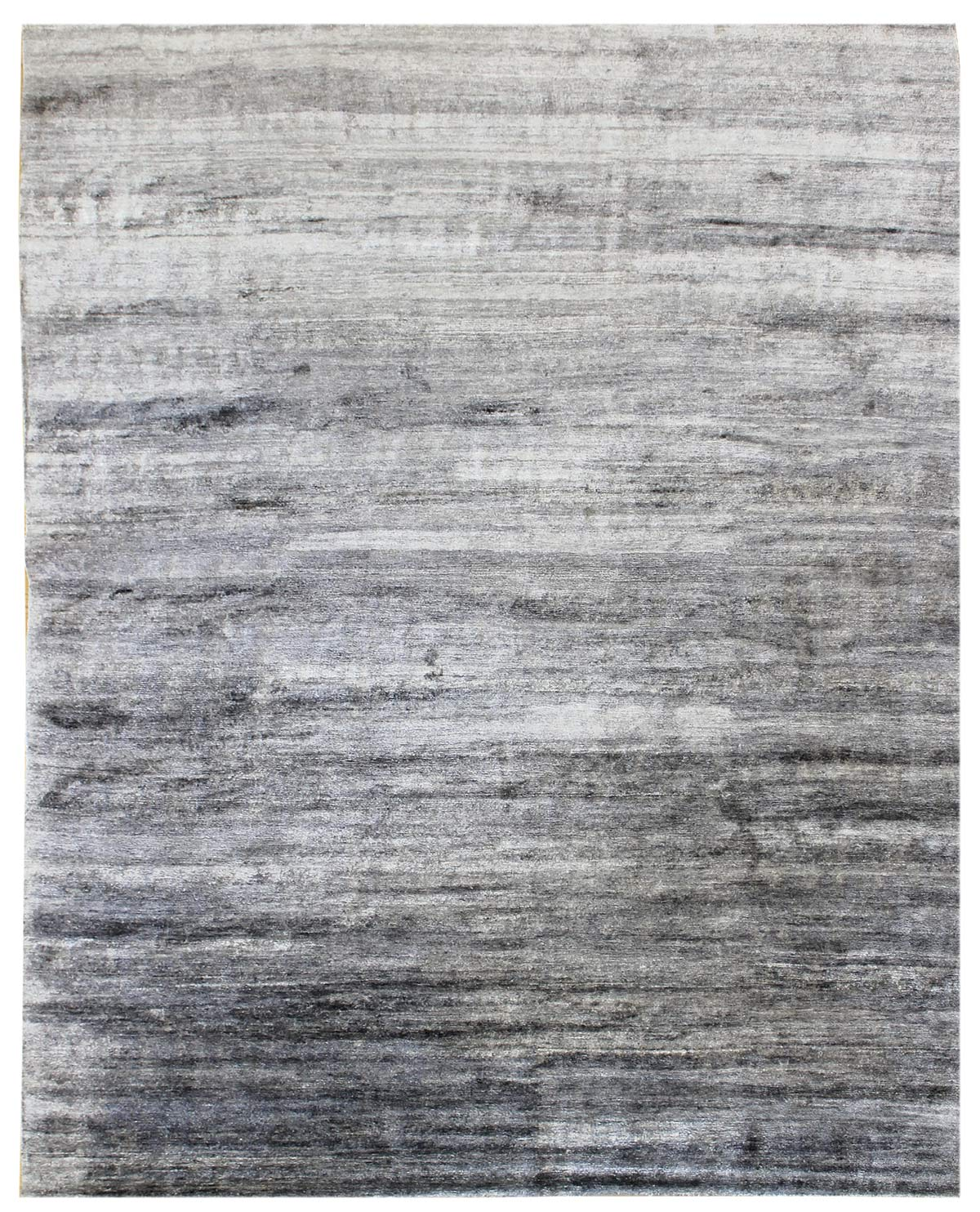 Plain Field Handwoven Contemporary Rug
