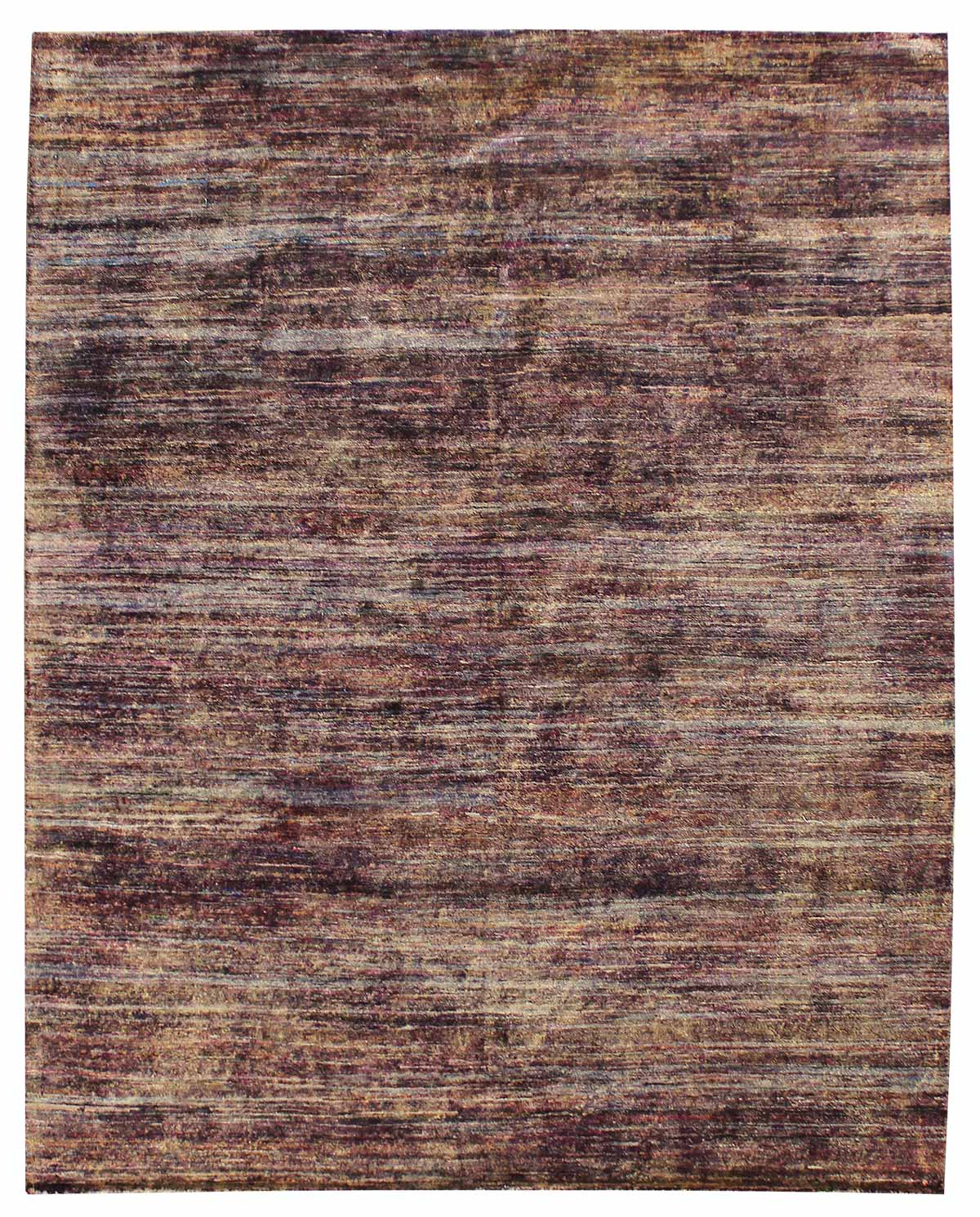 Rainbow Handwoven Contemporary Rug