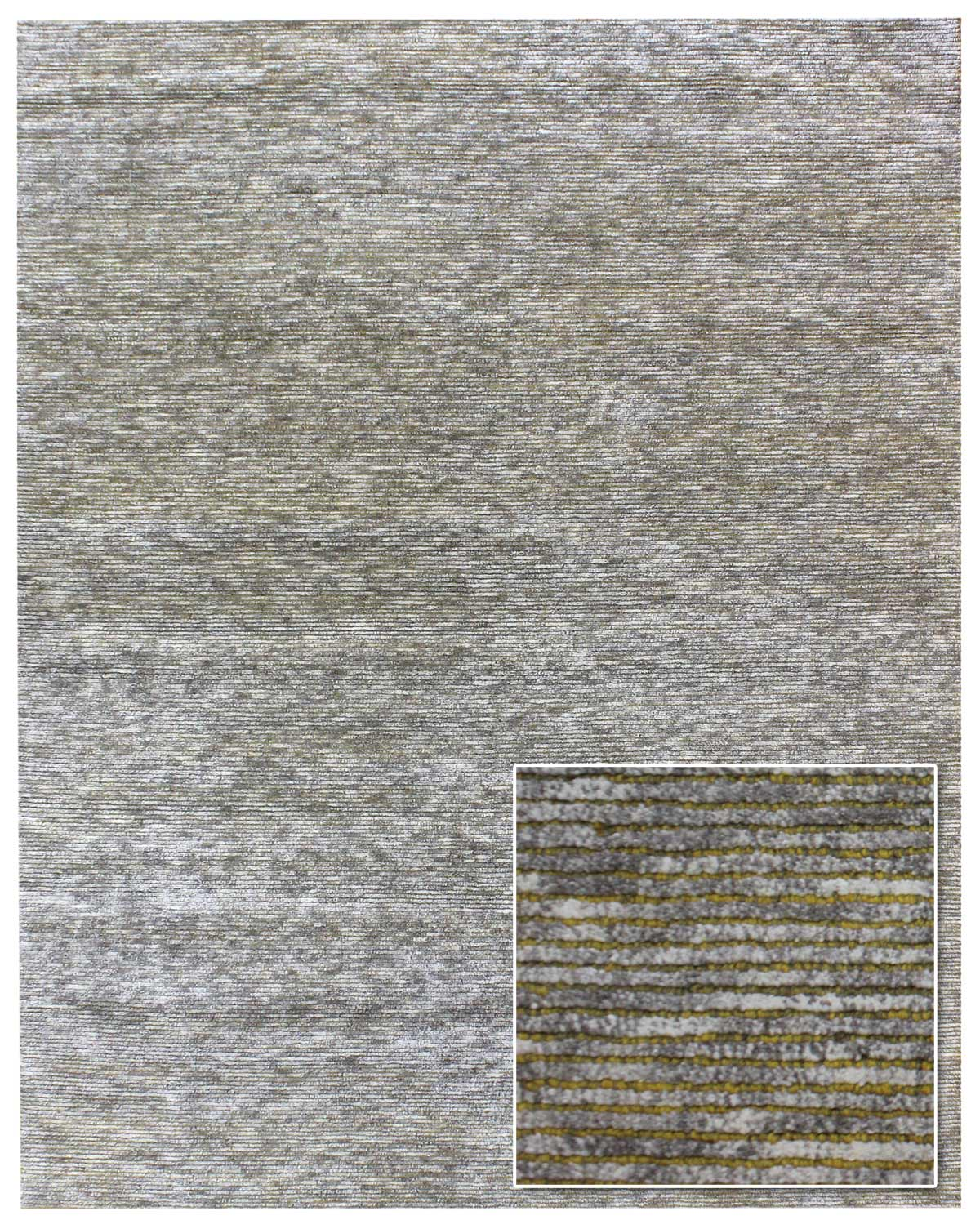 Ripples Handwoven Contemporary Rug