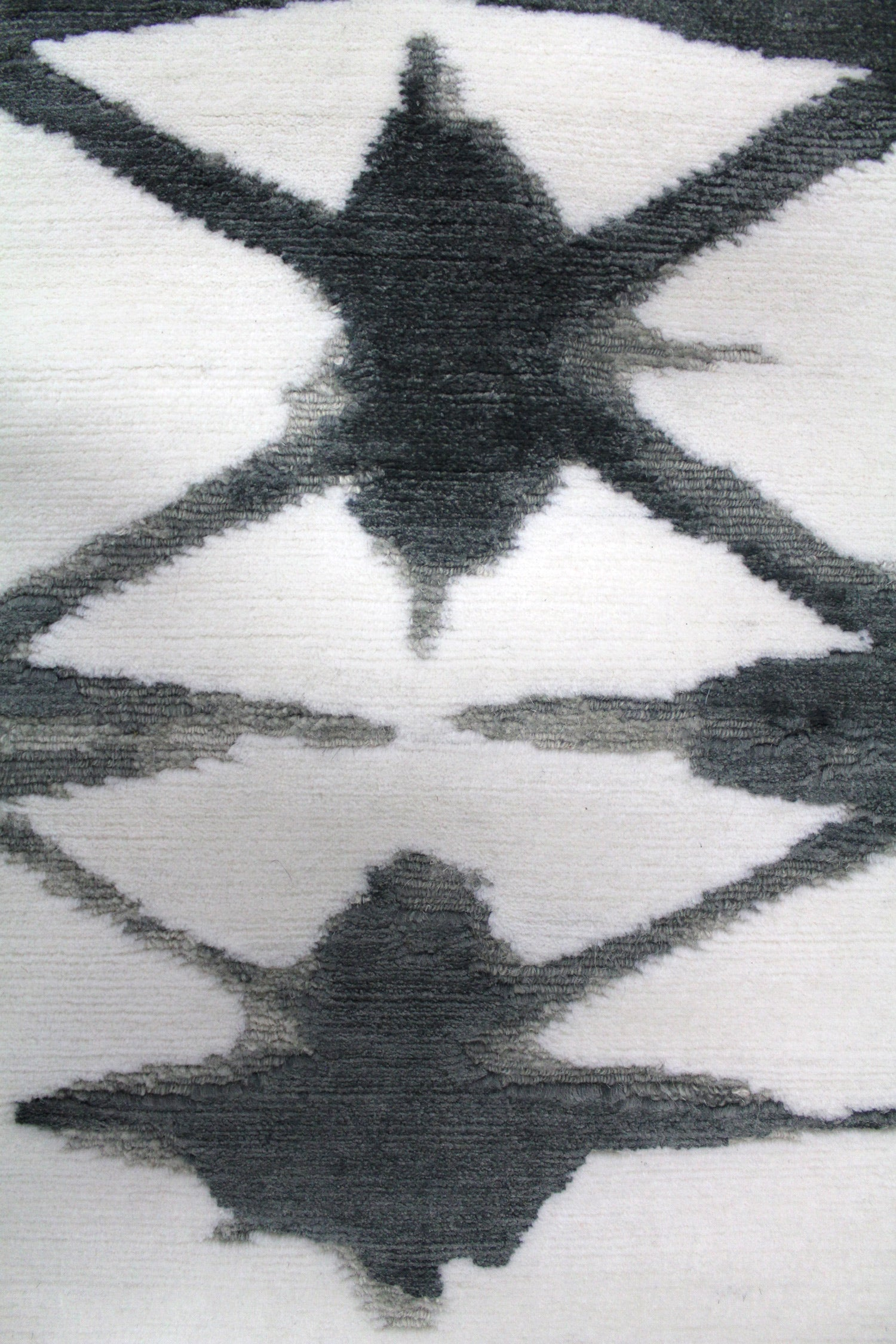 Starburst Handwoven Contemporary Rug