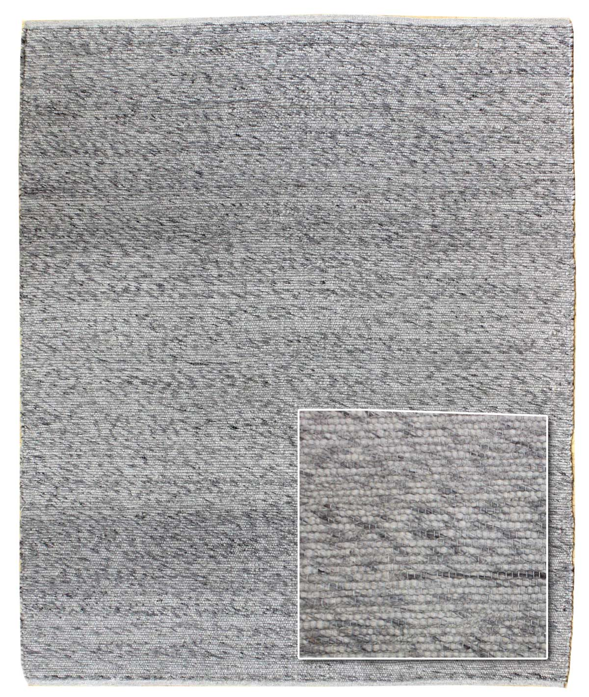Twirl Handwoven Contemporary Rug