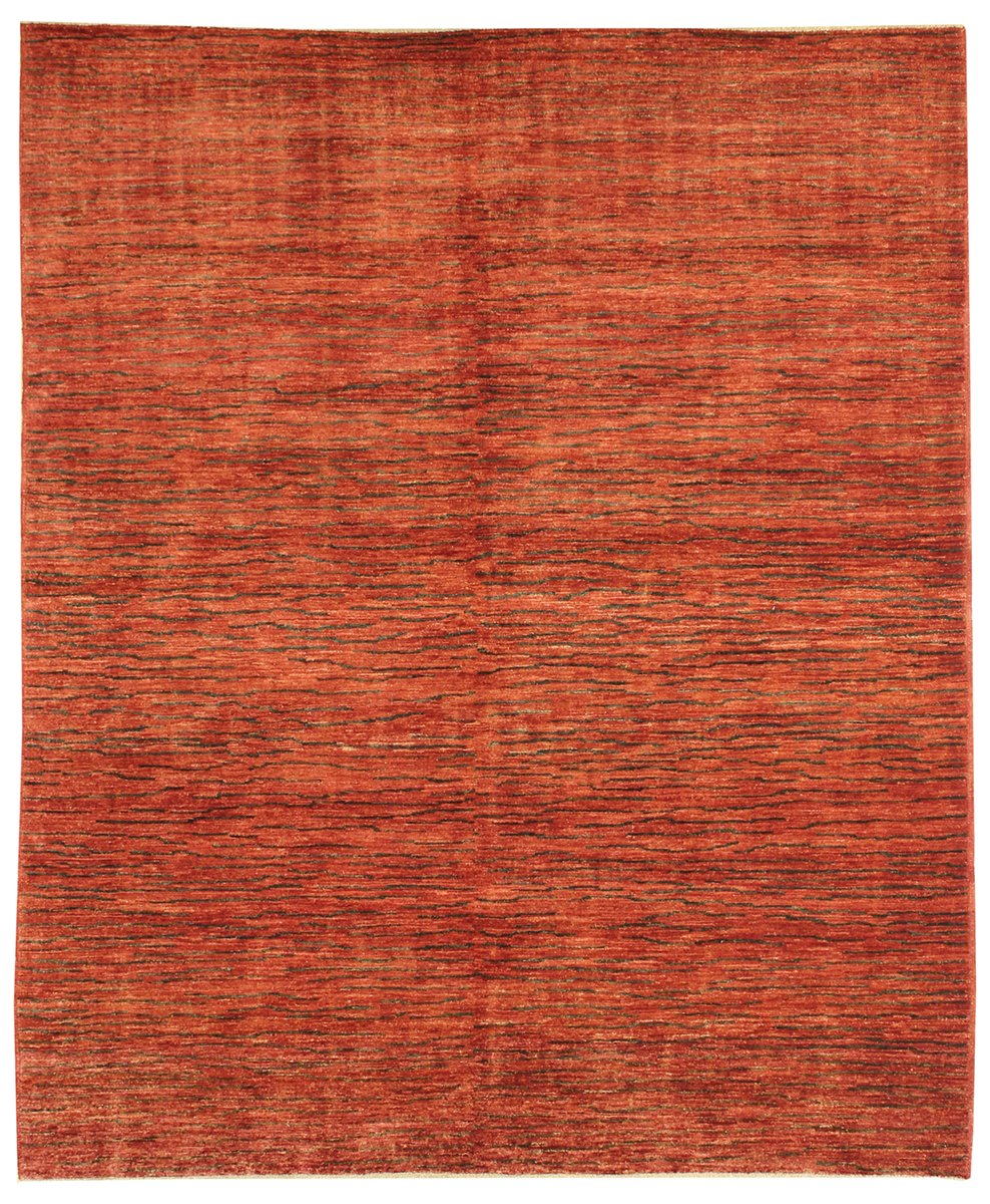 Waves Handwoven Contemporary Rug
