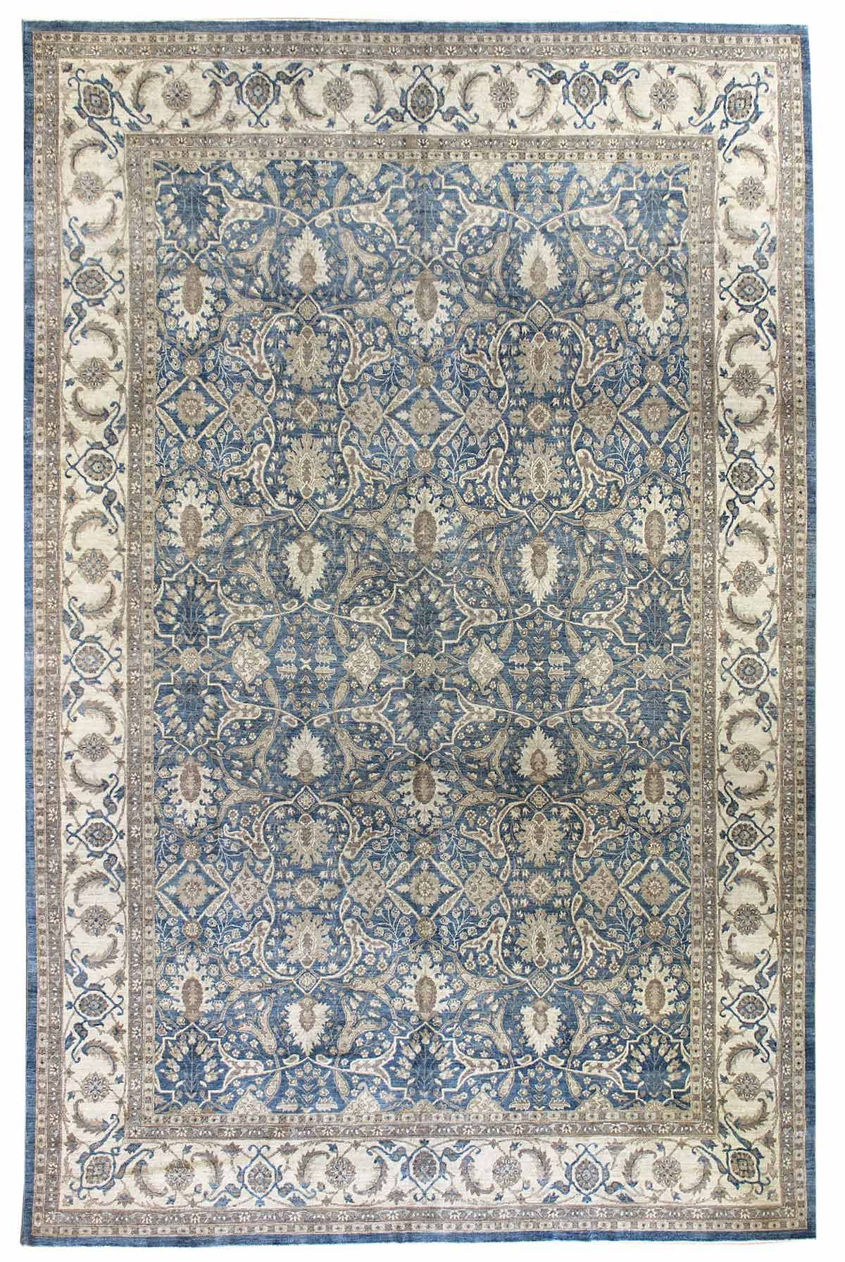 Arabesque Handwoven Traditional Rug