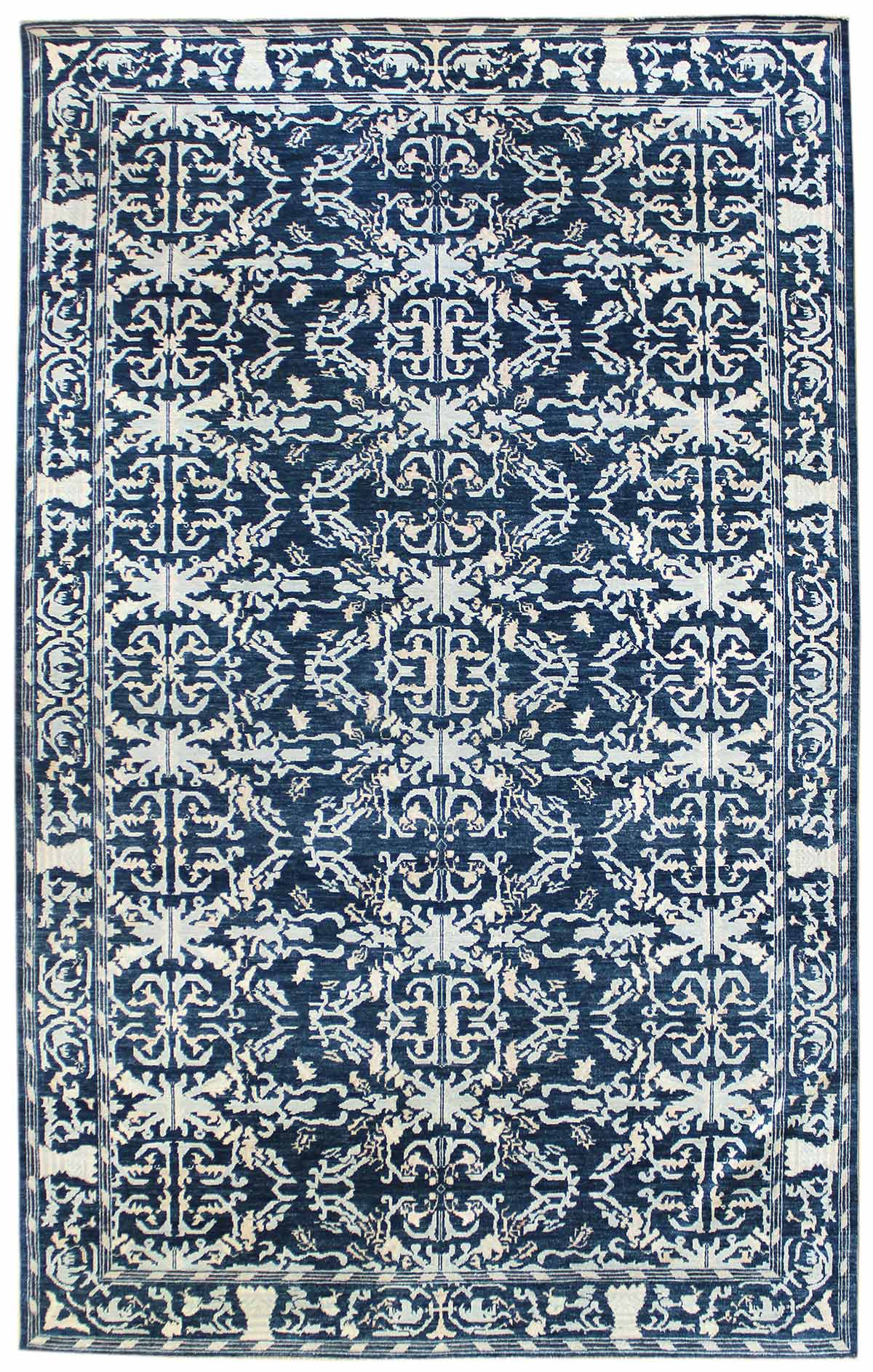 Cuenca Handwoven Traditional Rug