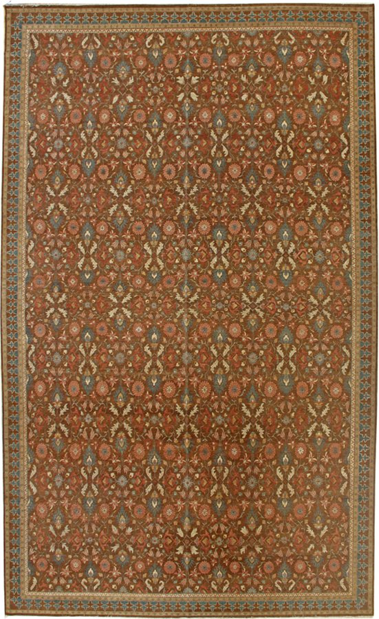 Haji Jalili Handwoven Traditional Rug
