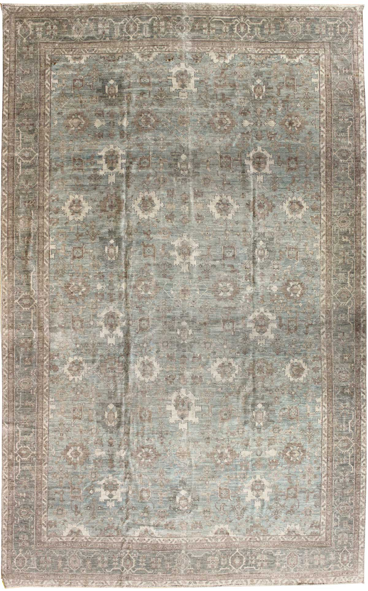 Harshang Handwoven Traditional Rug