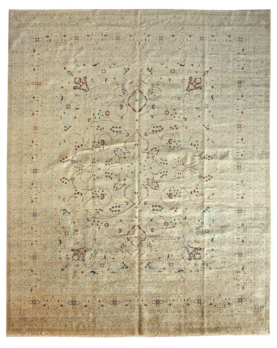 Isfahan Handwoven Traditional Rug