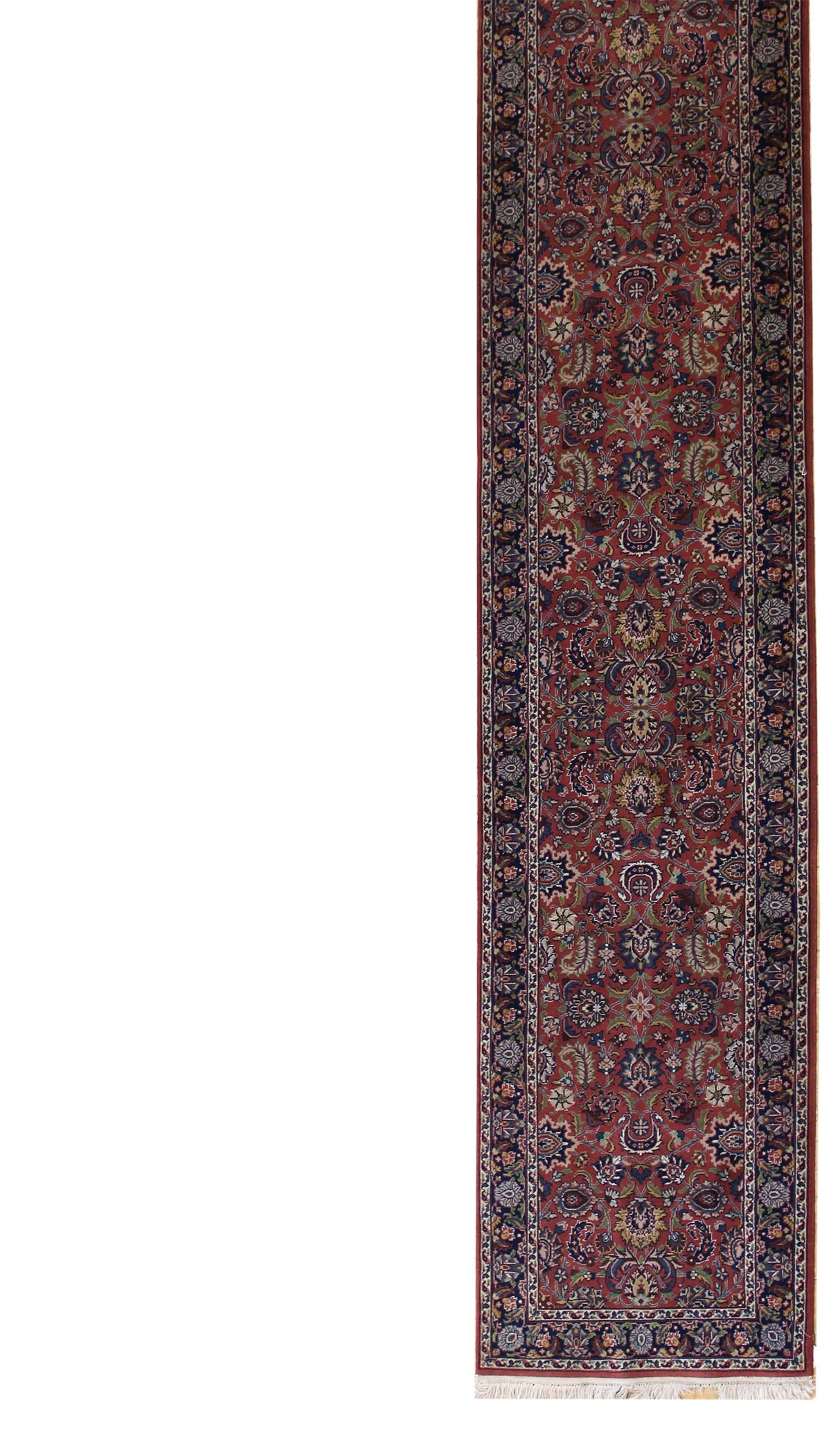 Kashan Handwoven Traditional Rug