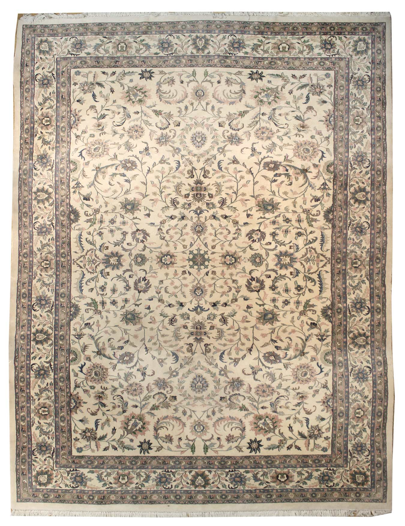 Kerman Handwoven Traditional Rug