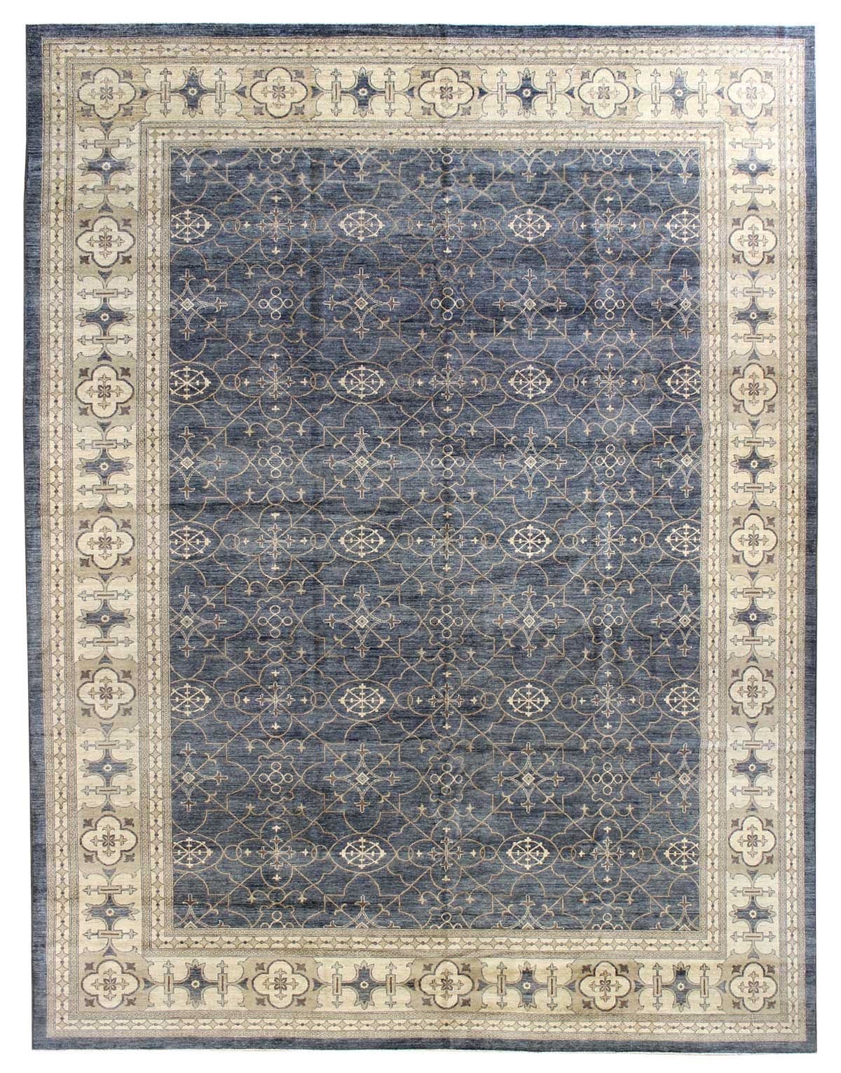 Khotan Handwoven Traditional Rug