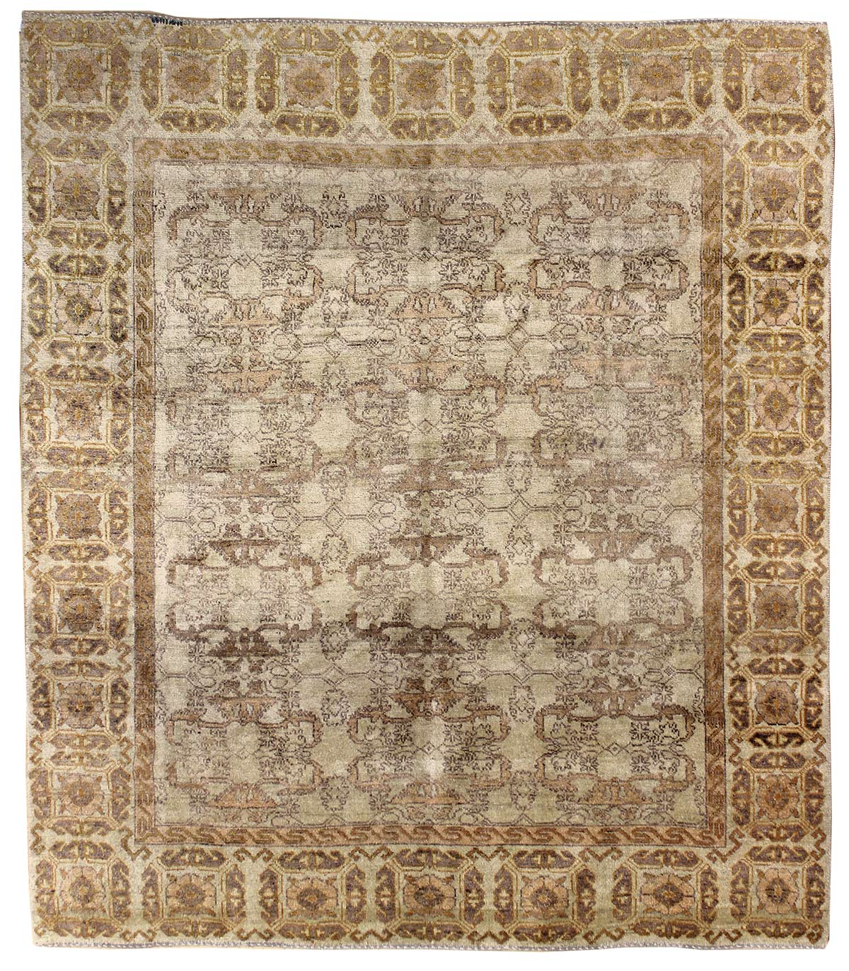 Loto Handwoven Traditional Rug