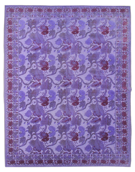 Savonnerie Needlepoint Traditional Rug