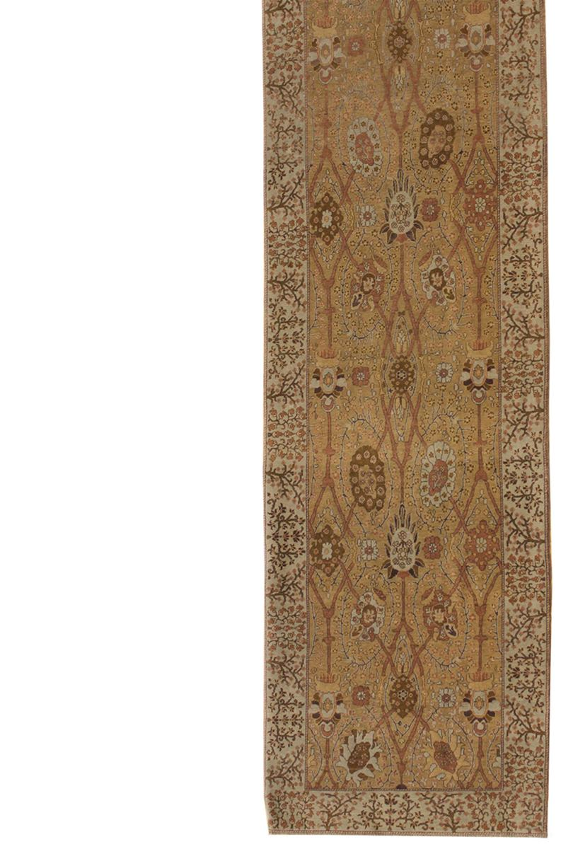 Tabriz Handwoven Traditional Rug