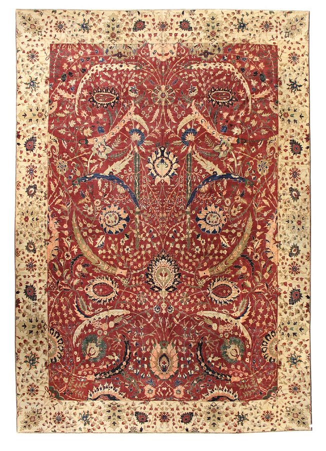 Tiagra Handwoven Traditional Rug