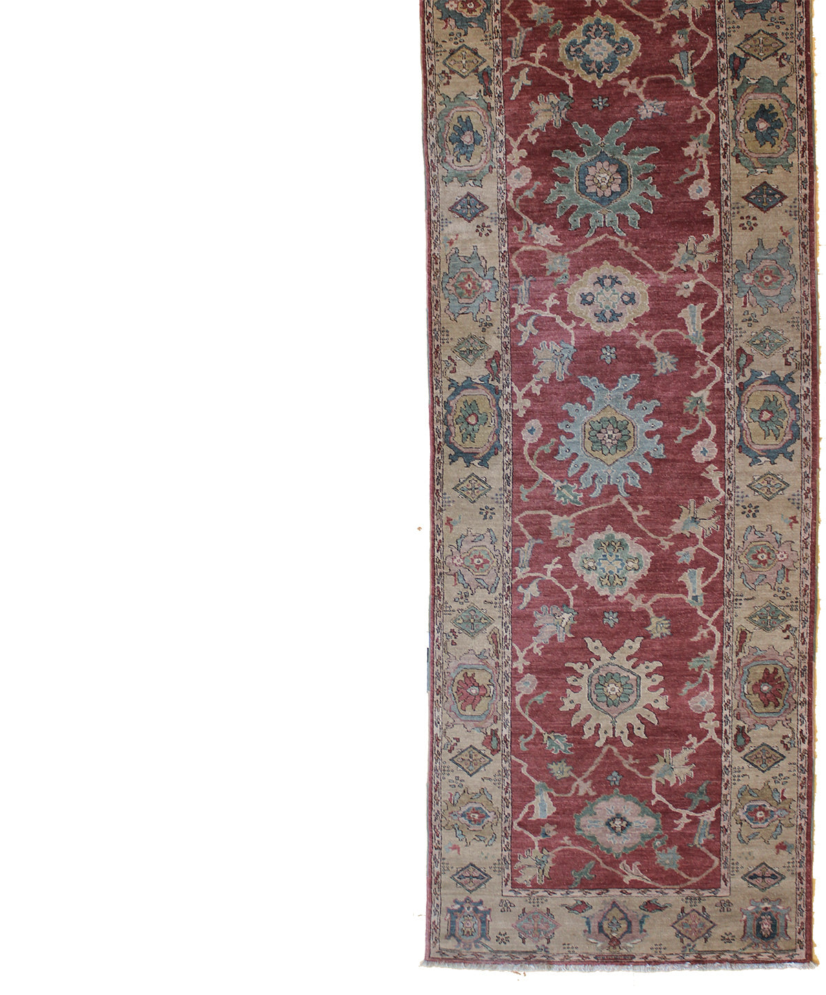 Sultanabad Handwoven Traditional Rug