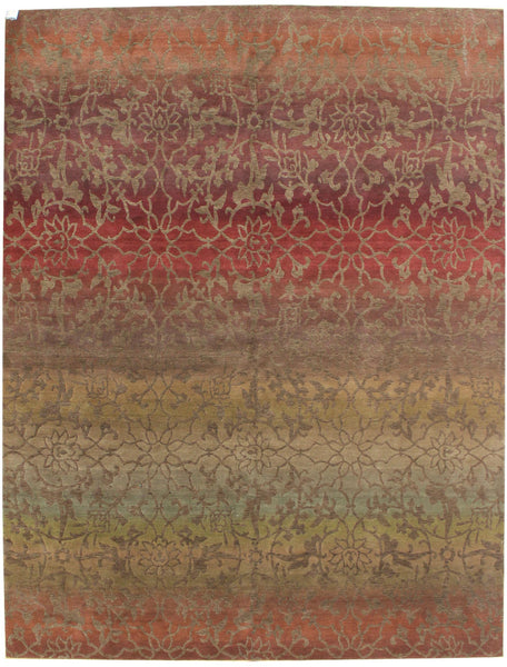 Divine Handwoven Transitional Rug