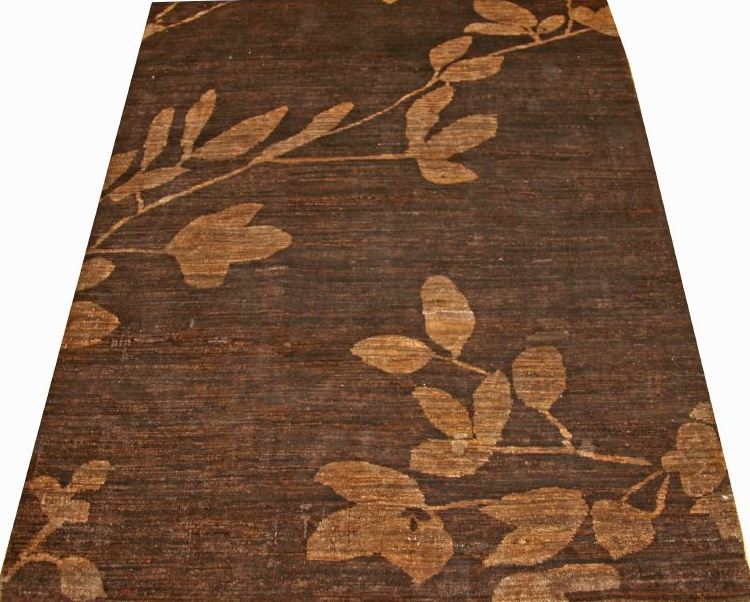 Foliage Handwoven Transitional Rug