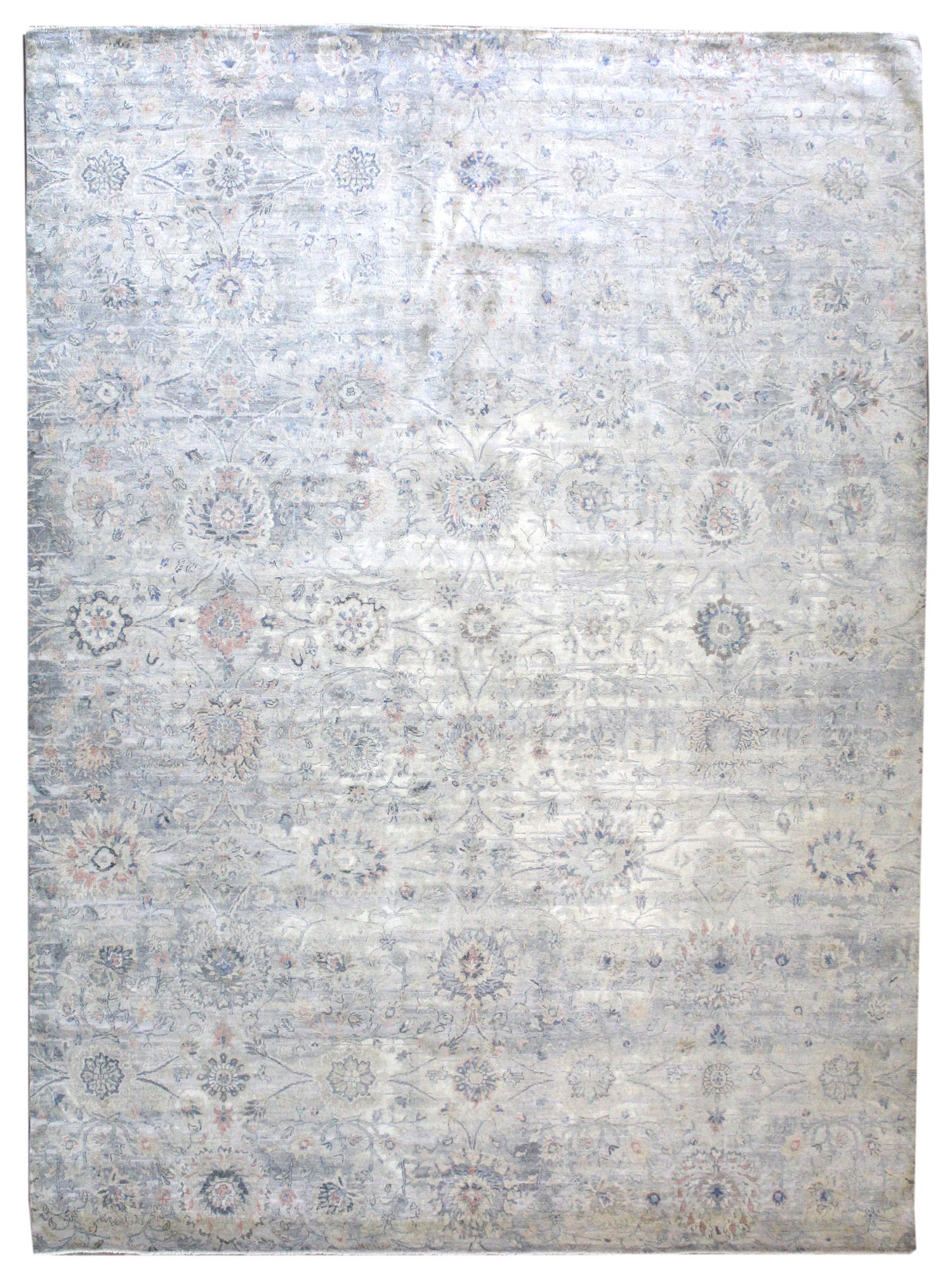 Heritage Handwoven Transitional Rug