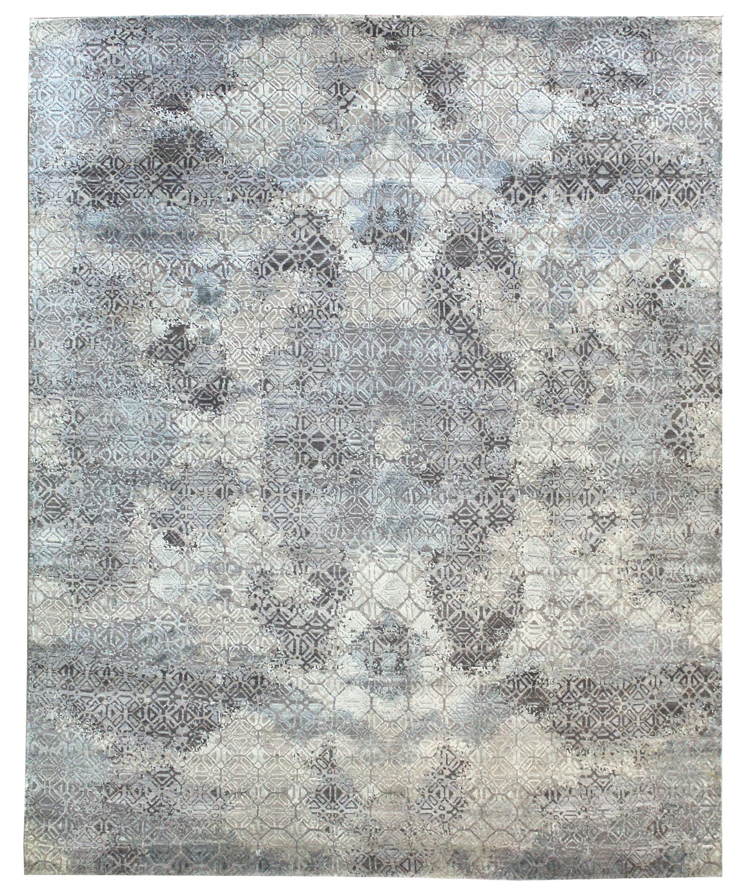 Hive Handwoven Transitional Rug