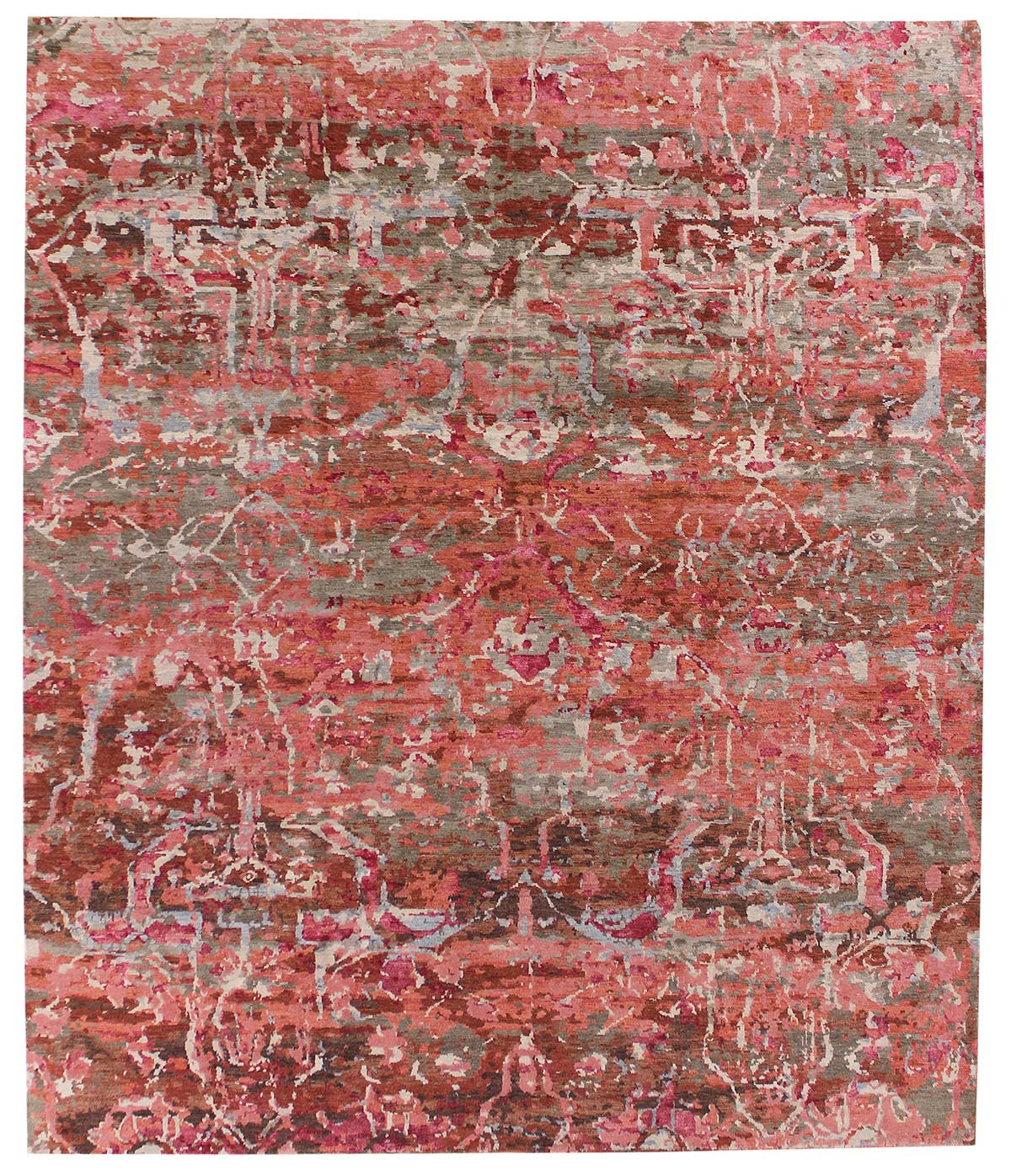 Mehta Handwoven Transitional Rug