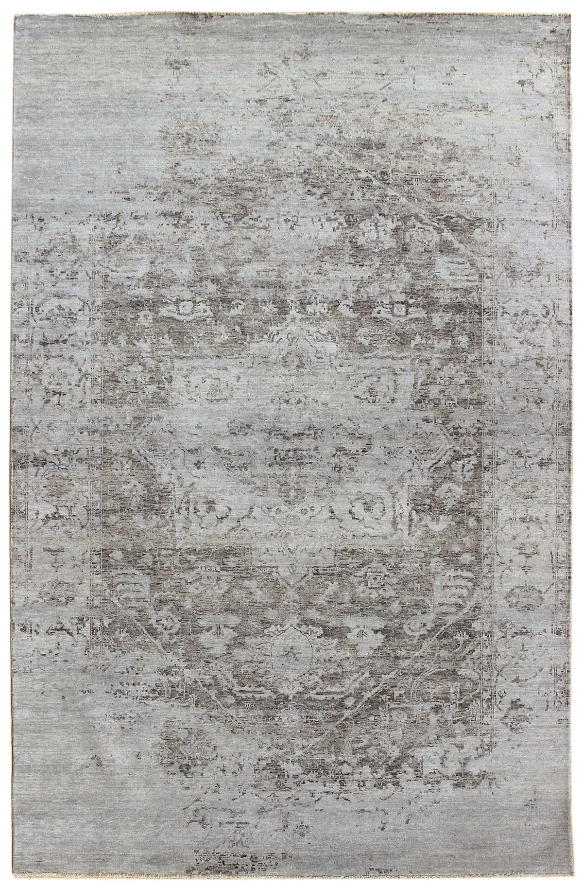 Silica Handwoven Transitional Rug