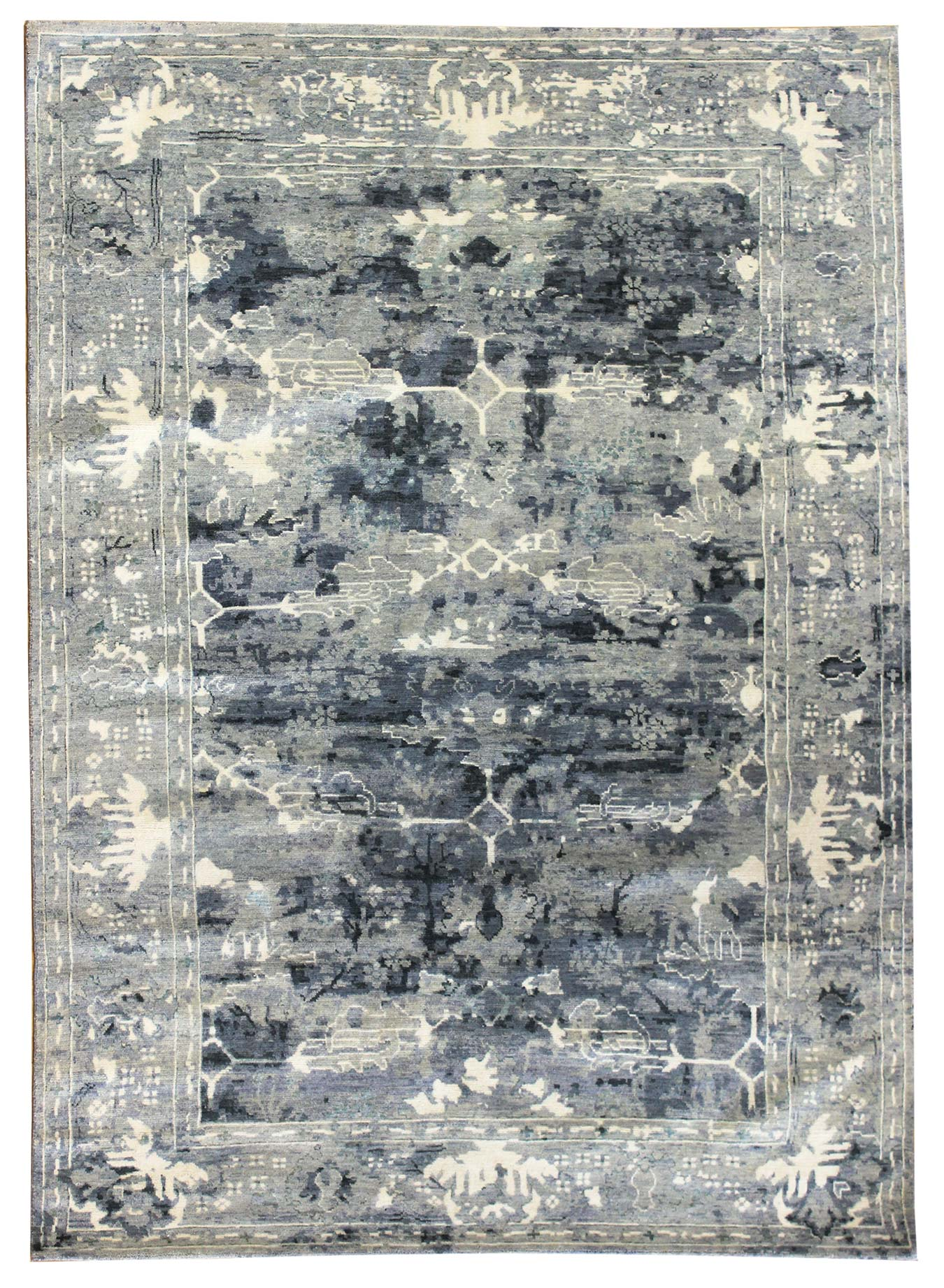 Tushar Handwoven Transitional Rug