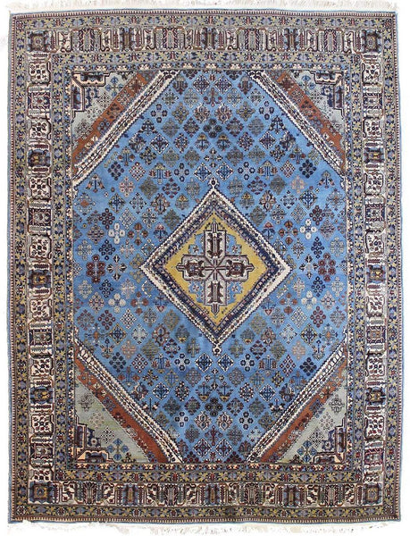 Antique Joshogan Handwoven Tribal Rug