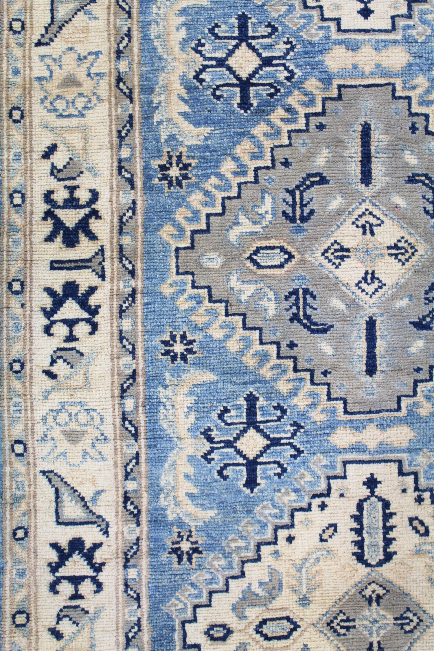 Kazak Handwoven Tribal Rug
