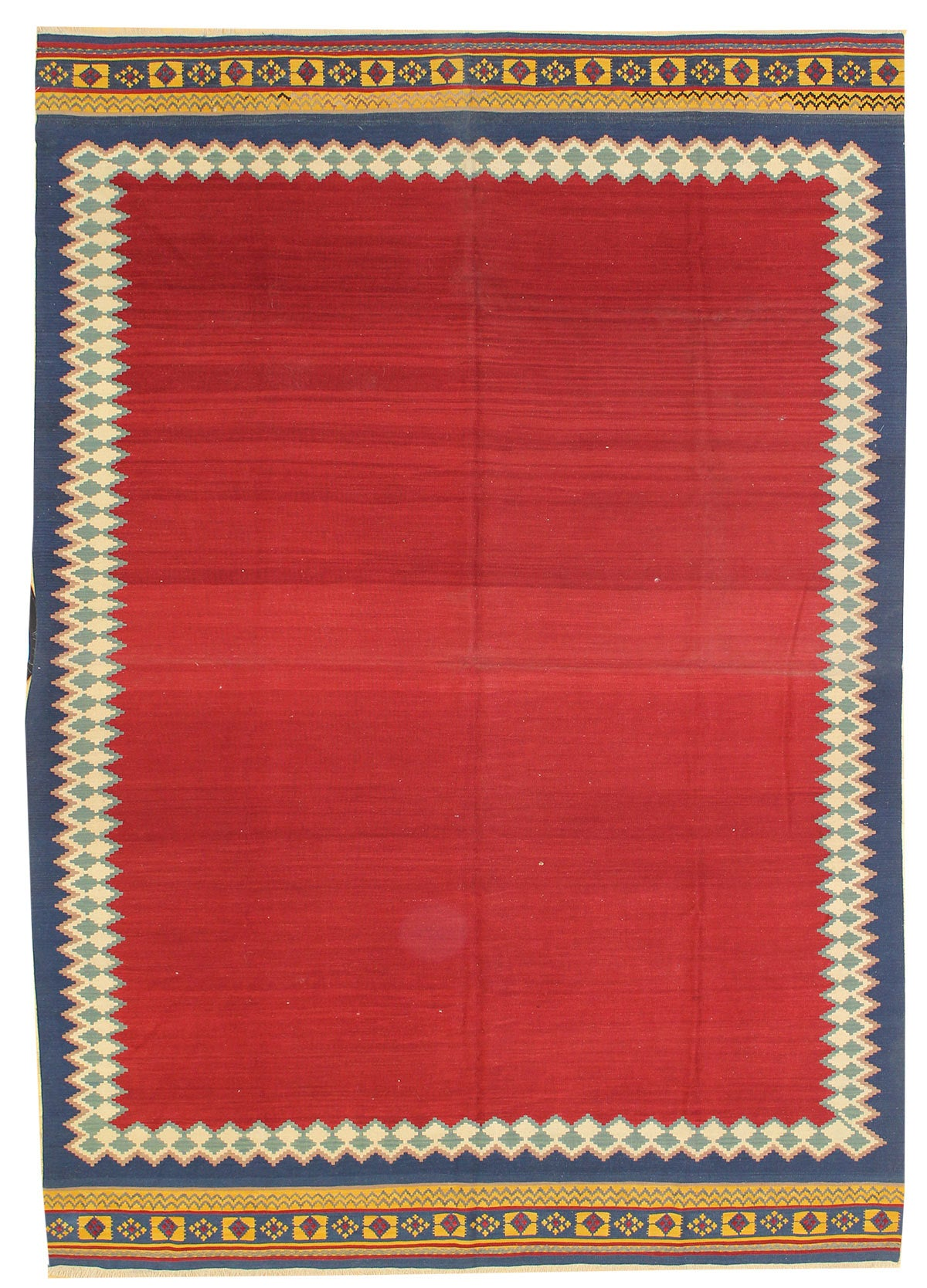 Tribal Handwoven Tribal Rug