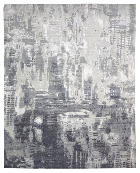 Caiman Handwoven Contemporary Rug
