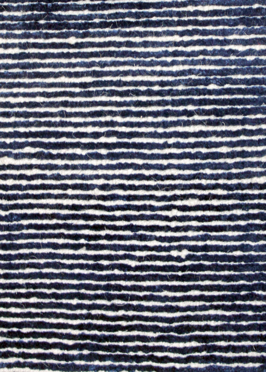 Cut & Loop Handwoven Contemporary Rug