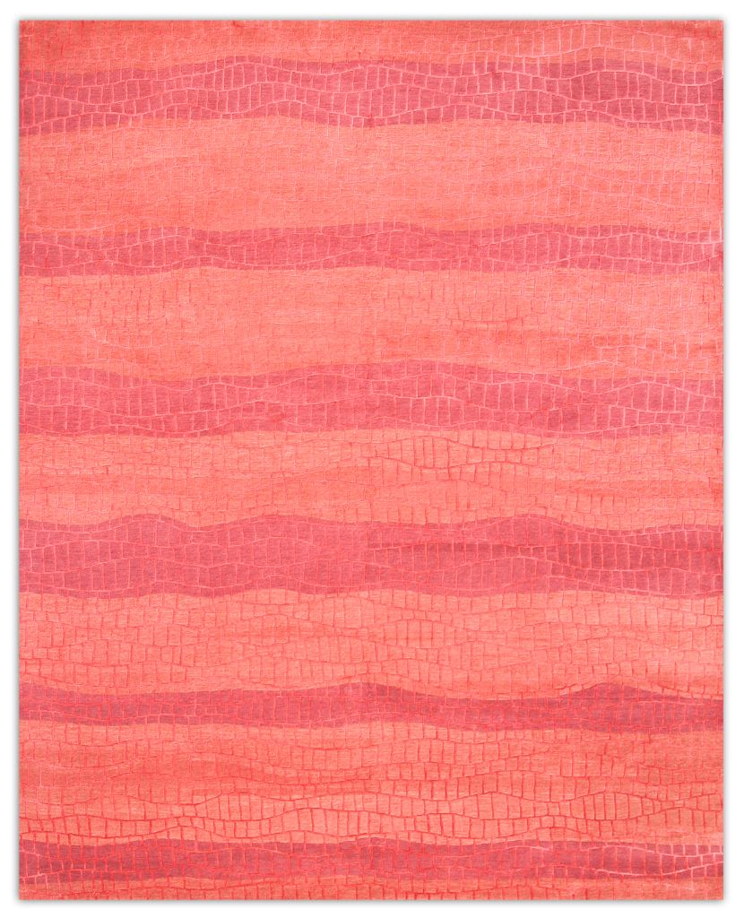 Geology Handwoven Contemporary Rug