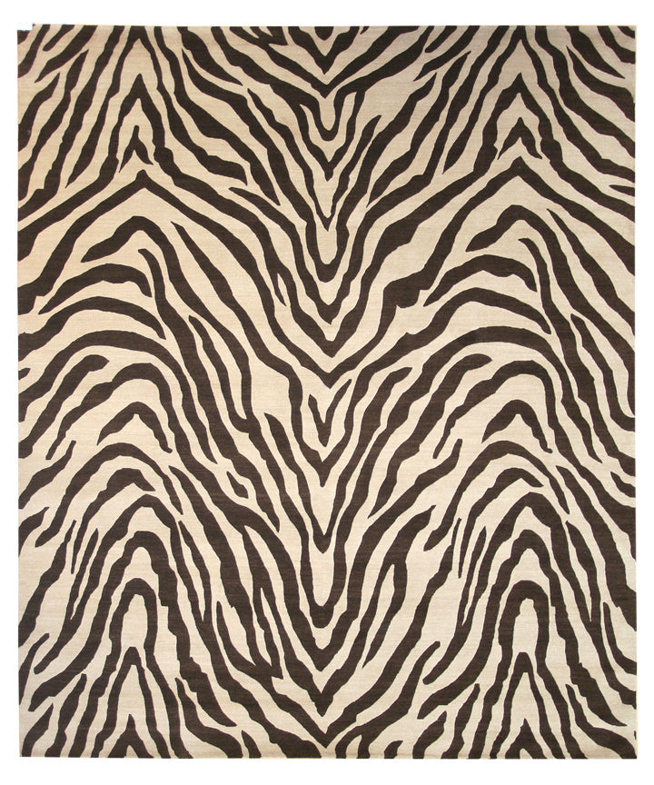 Quagga Handwoven Contemporary Rug