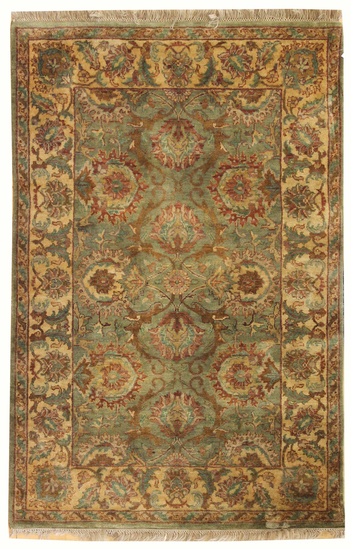 Agra Handwoven Traditional Rug